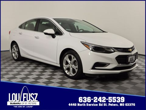 Pre-Owned 2016 Chevrolet Cruze Premier FWD 4dr Car