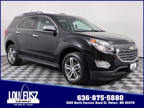 Pre-Owned 2016 Chevrolet Equinox LTZ FWD Sport Utility