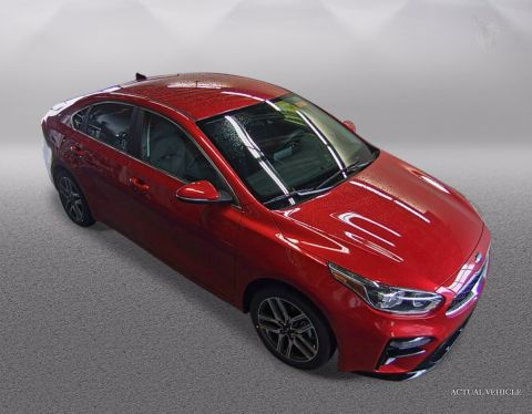 New 2020 Kia Forte EX FWD 4dr Car