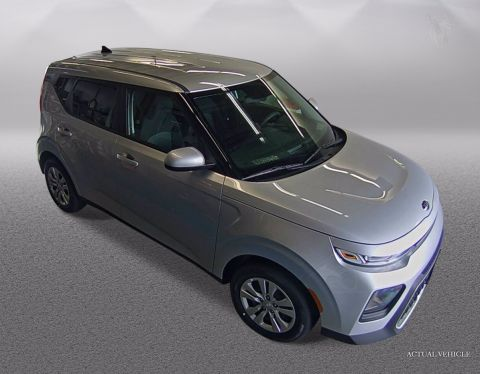 New 2020 Kia Soul LX FWD Hatchback
